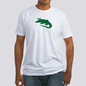 ALLIGATOR [12] Fitted T-Shirt